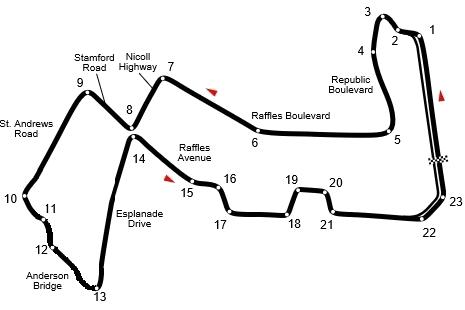 Circuit Marina Bay