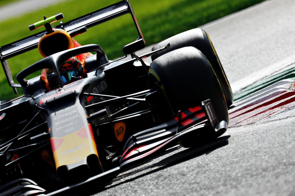 Alexander Albon GP Italie