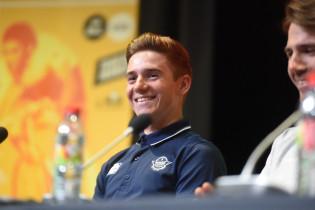 De Cauwer ziet kansen voor Evenepoel in Giro: 'Tour-Giro doet niemand'