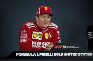 Raikkonen tegen Sauber: 'Koop maar geen simulator, die heb ik thuis al'