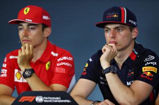 Palmer bekritiseert actie Leclerc: 'Verstappen kreeg daar wel een straf voor'
