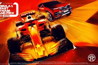 Eerste beelden van pitgebouw Grand Prix van Vietnam