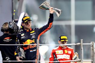 Verstappen over gewonnen races: 'Fans en ik denken daar verschillend over'