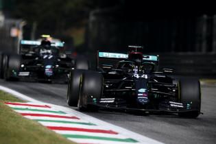 Waarom Bottas niet vooruit te branden was in Monza