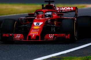 Vettel: 'We verliezen overal snelheid ten opzichte van Mercedes'