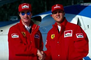 Irvine vond Schumacher de beste: 'Senna had een gebrekkige techniek'