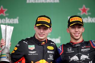 Valsecchi: 'Zij zijn natuurlijk uitstekende coureurs en Max al helemaal'