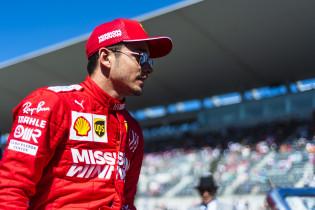 Leclerc kijkt met plezier terug: 'Koude rillingen na winst in Monza'