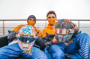 McLaren-coureurs beklagen zich: 'Het maakte het erg tricky'