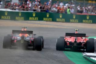Palmer zag andere benadering bij Leclerc: 'Zal Verstappen altijd de buitenkant laten zien'