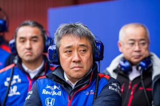 Honda-baas: 'Mijn eten komt van drie locaties: Honda, Red Bull of Toro Rosso'