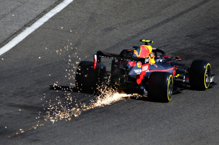 Boordradio's kwalificatie GP van België | Verstappen: 'Ik heb een probleem..'