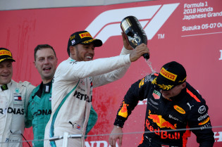 Coulthard: 'Verstappen enige die wereldse Hamilton kan verslaan'