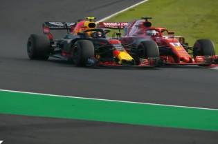 Verstappen zal niets doen met kritiek Vettel: 'Hij kan me bellen, maar dat is overbodig'