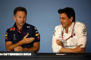 Wolff vreest progressie Honda: 'In Mexico was de Honda-motor zelfs krachtiger'