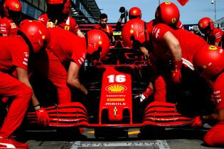 Ferrari-baas Camilleri schrijft een emotionele boodschap aan het team