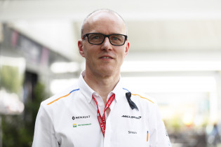 Interim-teambaas Williams: 'Het is hier heel erg druk en hectisch'