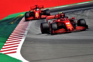 Kampheus vindt tegenvallend Ferrari 'normaal': 'Altijd al zo geweest'
