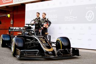 Haas presenteert officieel nieuwe 2019-auto in Barcelona