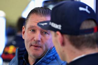 Vader Jos na poleposition Max Verstappen: 'Het was waanzinnig spannend!'