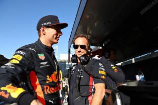 Horner: 'Red Bull moet Verstappen een goede auto geven om hem te behouden'