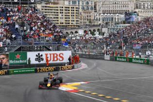 De virtuele Grand Prix van Monaco met o.a. Bottas en Aubameyang