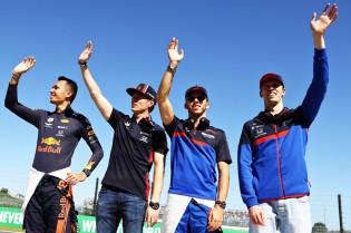 Reuring rond teamgenoot Verstappen: 'Gekozen omdat hij snel en Thai is'