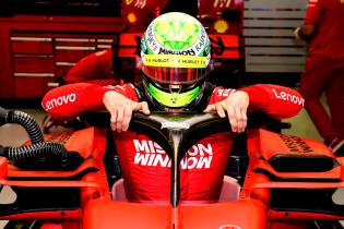 Ferrari: 'Het is tijd. Schumacher moet gaan presteren in F2'