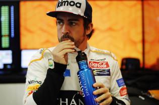 Magnussen over terugkeer Alonso: 'Ik vind het allemaal best'