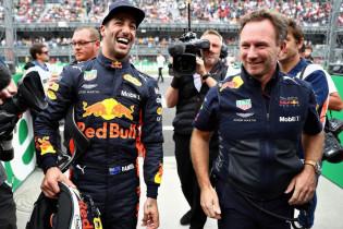 Ricciardo over 'ongemakkelijke' Horner: 'Hij dacht dat ik een grap maakte'