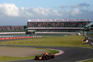 VT2 GP van Japan   Mercedes wederom dominant, Verstappen rijdt een uitstekende P3