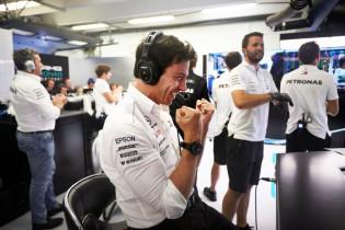 Wolff verwacht drama in eerste ronde GP Mexico: 'Gaat denk ik veel mis'