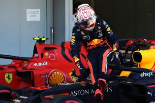 Ferrari spiekt bij Mercedes en doet afstand van voorwielophanging