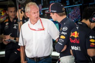 Kritiek op Marko en succesratio Red Bull-programma: 'Verstappen niet zelf opgeleid'