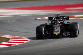 Haas acht topteams uit zicht: 'En wil niet spinnen achter safety car dit jaar'