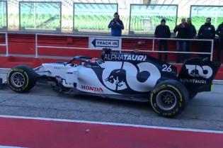 Gasly wil door na pijnlijke Red Bull-tijd: 'Sommige redenen blijven privé'