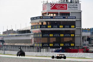 F1 Live: Red Bull herpakt zich, Mercedes-motor zorgt voor problemen