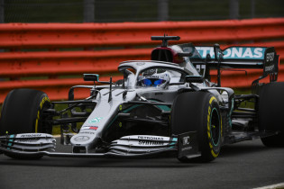 F1 in het kort | Bottas op het circuit met apart meetinstrument