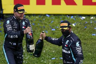 Schumacher: 'Hamilton is moeilijk te vergelijken met mijn broer'
