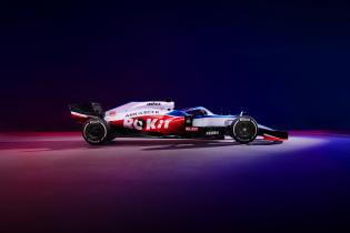 Williams lanceert FW43: 'Hard werk begint zich uit te betalen'