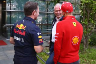 Marko over chassiswissel Ferrari: 'Dit hadden we ook ooit met Vettel'