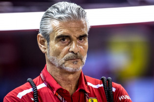 Brundle oordeelt: 'Dingen klopten niet onder Arrivabene bij Ferrari'