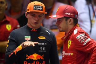 'Ferrari moet Verstappen links laten liggen zolang Leclerc er nog rijdt'