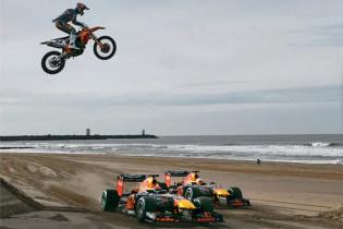 Herlings genoot van Red Bull-promo: 'Hoe vaak krijg je een kans als deze?'