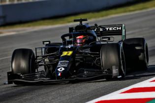 Renault-teambaas blij met budgetregels: 'Hebben intentie om te blijven'