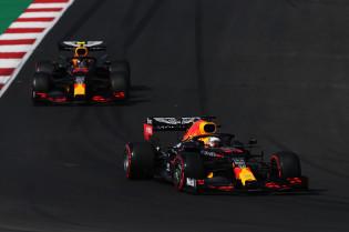 Brundle: 'Verstappen wederom in ondersteunende rol van de Mercedes-maestro's'