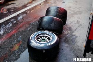 Update | Pirelli: 'Teams vinden tot wel anderhalve seconde, we nemen maatregelen'