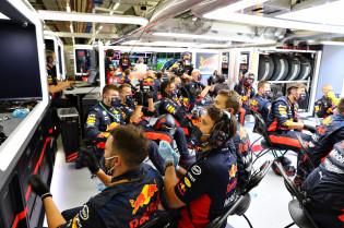 Lammers: 'Mag verwachten dat Red Bull nu beter voor de dag komt'