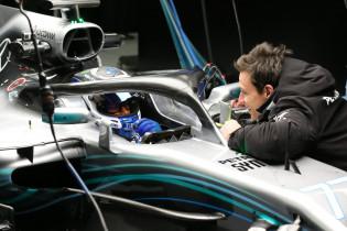 Mercedes timmerde DAS-systeem dicht: 'Wat zal de concurrentie zeggen?'