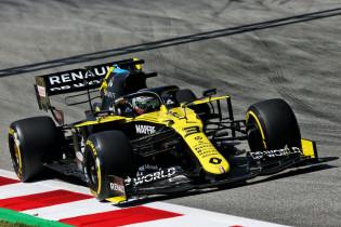 Ricciardo over strijd Verstappen: 'Had interessante strijd kunnen zijn'